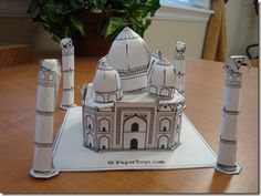 One homeschool family's India themed week, with lots of good hands on project ideas.