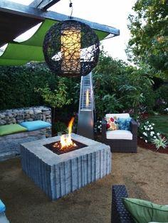 diy network yard crashers | Yard crashers revisits Sacramento CA for another custom fire pit ...