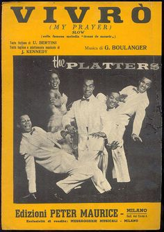 Platters (spartito / sheet Music)