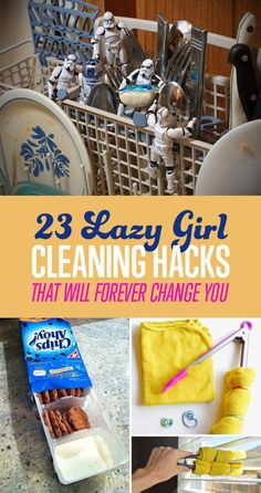 23 Lazy Girl Cleaning Hacks That Will Forever Change You