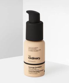 The Ordinary   BEAUTY BAY The Ordinary Coverage Foundation, Liquid Foundation, The Ordinary Serum, The Ordinary Skincare, Beauty Bay, Perfume Bottles, Skin Care, Face, Foundation