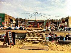 Beachclub Indigo, Zwarte Pad