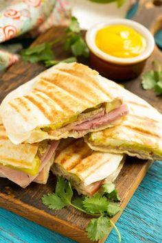 Cuban Quesadillas plus more delicious pork loin recipes!