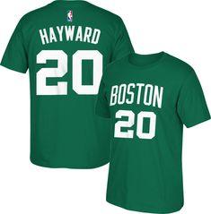 8c2ffc88b Boston Celtics  20 Gordon Hayward Road Green Black New Swingman ...