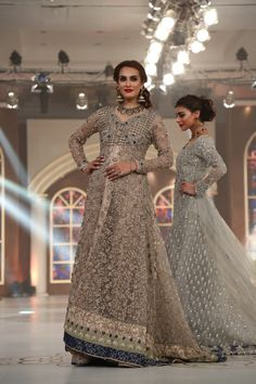 Teena By Hina Butt 'Royal Majesty' Collection at TBCW 2015 - Day 2