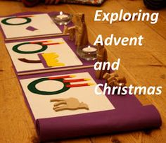 Godly play and art education blog focussing on each season of the year. Great resource ideas!