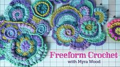 An Online Class to learn all you need about Free-form Crochet. Taught by a top crochet designer  Visit   http://shrsl.com/?ebat