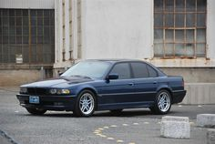 2001 BMW 740i Sport for sale « The Motoring Enthusiast Bmw M6 Convertible, Bmw 740, Bmw 6 Series, Cool Cars, Dream Cars, Sports, Hs Sports, Sport