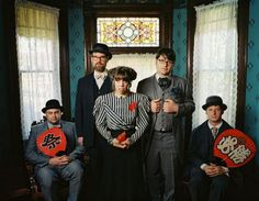 "Oh, I love them - especially their collaboration with Shara Worden on ""The Hazards of Love"" - The Decemberists, Newport Folk Festival 2011"