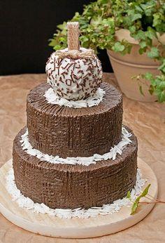 Διακοσμήστε την τούρτα σας χρησιμοποιώντας μόνο... ένα πιρούνι!