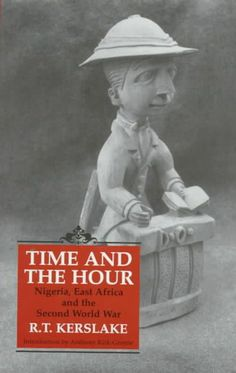 Time and the Hour by R.T. Kerslake. Some of my ancestors were surnamed Kerslake & I am interested in the history of the surname - if you're researching this surname, please get in touch at liz <at> lizweb.net
