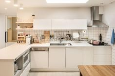 Home Room Design, Kitchen Design, House Design, Korean Apartment, Aesthetic Rooms, Apartment Kitchen, Minimalist Home, House Rooms, Home And Living