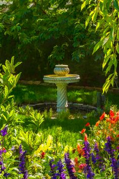 In the Romantic Garden - Blossom Garden Blossom Garden, Bloom, Romantic, Outdoor Decor, Romance Movies, Romantic Things, Romance