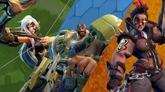 Battleborn is a Interesting Fusion of FPS and MOBA