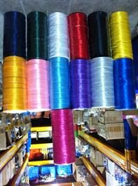 25mm ribbon for ribbon runners NZ$4.99 for 22.5m