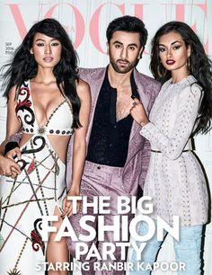 Vogue India September 2016
