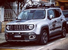 Accesorios Jeep Renegade, Kydex, Jeep Life, Jeep Wrangler, Offroad, Anniversary, Vehicles, Goals, Pickup Trucks