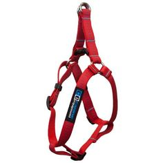 Canine Equipment Technika 34Inch Step In Dog Harness Small 1016Inch Red -- Read more  at the image link.Note:It is affiliate link to Amazon.