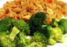 Low-Calorie Brown Rice Recipe