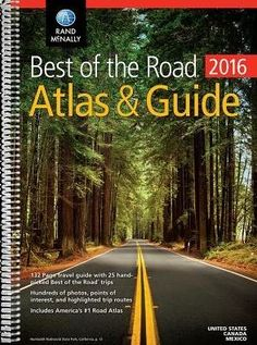 Rand Mcnally 2016 Best of the Road Atlas & Guide