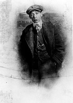 Jelly Roll Morton in Storyville 1903 ~ Founder of Jazz