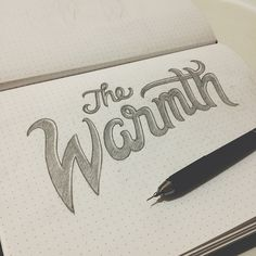 """Type Night 27:""""The Warmth"""""""