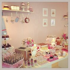 Cupcake Party-