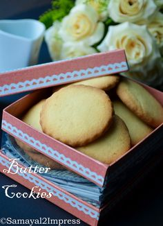 The best sooper flaky Eggless butter biscuits baked with perfection and with step wise pictures.