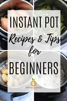 New Instant Pot Owners, wondering what recipe to make for the first time. Here are 15 plus simple and easy, tried and tested (by many readers) fail proof recipes that you will nail in the first time itself. Instant Pot Pressure Cooker, Pressure Cooker Recipes, Pressure Cooking, Instant Pot Dinner Recipes, Instant Recipes, What Recipe, Batch Cooking, Thing 1, Meals For Two