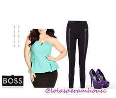 Check out my next #ootd Head over to my #blog to find out all the #details  http://lolasdreamhouse.weebly.com/home/daily-dose-of-fashion-ootd-a-night-on-the-town-lolasdreamhouse-2016  #outfit #outfitoftheday #melissamcarthyclothing #fashion #fashionseries #series #clothing #lolasdreamhouse #ri #riri #jeans #plussize #plussizeoutfits #plussizeselfie #plussizeclothing