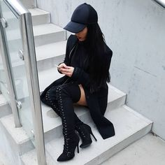 "WIDYA SORAYA on Instagram: ""THESE @lamoda BOOTS ARE EVERYTHING"""