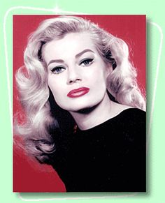 Lady Cap? An older, more mature glamour, a la Anita Eckberg?