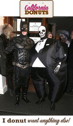 Είσαι One Directioner; Εμείς πάντως τους λατρεύουμε και δεν θα μπορούσε να λείπει η υπέροχη στολή του Batman που φόρεσε ο Liam Payne για το Halloween!