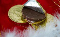 chocolate coins #christmas #food
