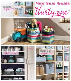 #31 January 2018 Thirty-One Gifts SPECIALS. Home organization is your resolution this year! Only in January, Customers can wrangle that post-holiday clutter and save on Your Way storage solutions, including new styles and prints! With every $35 US/$40 CA spent, Customers can mix and match up to two Your Way Rectangles, Your Way Cubes or NEW Your Way Display Bins. Go to MyThirtyOne.com/PiaDavis or find your consultant in the upper right corner of the 31 website.