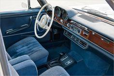 Mercedes-Benz 300 SEL 6.3, Interior