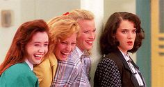 'Heathers' style: a fashion analysis of the original mean girls movie -  Tom Fitzgerald and Lorenzo Marquez