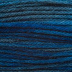 Fyberspates Vivacious DK tonal hand-dyed 100% merino knitting wool - Blue Lagoon (808)