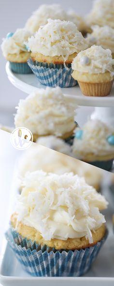 coconut cupcakes | recipe | coconut cupcakes, barefoot contessa