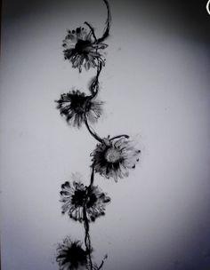 My future tattoos <3 #tattoos #daisy