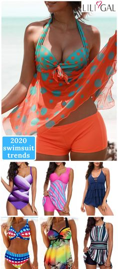 Liligal Sexy Swimsuit Trends Beach Outfit 2020 - - Source by Source by olockmanswimwearr Tankini, One Piece Swimwear, One Piece Swimsuit, Swim Cover Ups, Vintage Swimsuits, Sexy, Plus Size Swimsuits, Bathing Suits, Baby Bathing
