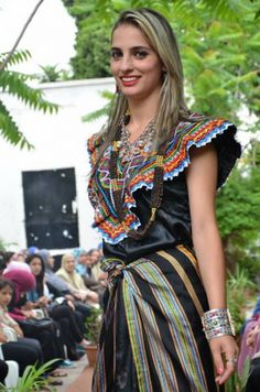 Les robes kabyles 2015