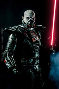 The best Darth Malgus cosplay ever