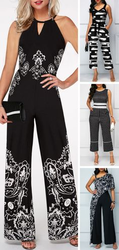 We offer to consider wedding jumpsuits, which are so original. These jumpsuits are ceremonial and feminine. Here are some modern designs to impress you! Boho Fashion, Fashion Outfits, Womens Fashion, Casual Dresses, Casual Outfits, Wedding Jumpsuit, Street Chic, Jumpsuits For Women, How To Look Pretty