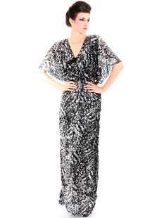 Sparkle Moon Gown by Moonoir #Exclusive Only Line for #Elilhaam