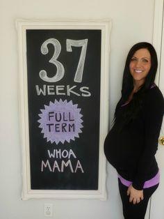 Little Baby Garvin: 37 Weeks