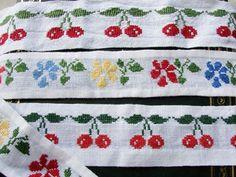 motleycraft-o-rama: Free cross stitch pattern on... -
