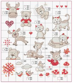 counted cross stitch kits for beginners Cross Stitch Bookmarks, Mini Cross Stitch, Simple Cross Stitch, Cross Stitch Alphabet, Cross Stitch Animals, Cross Stitch Kits, Counted Cross Stitch Patterns, Cross Stitch Embroidery, Embroidery Patterns