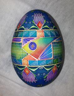 'batik goose egg'