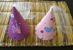 princess hat DIY craft table game